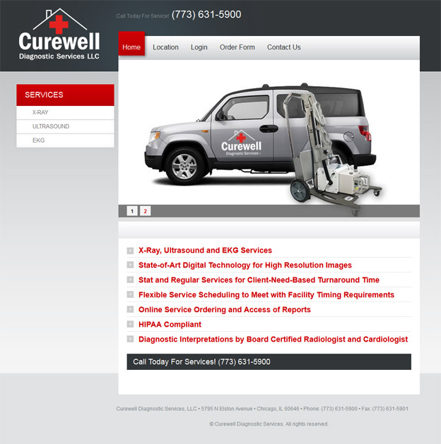 Curewell Diagnostic