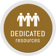 Dedicated Resources