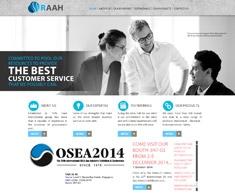RAAH International
