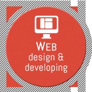 Web Design & Developing